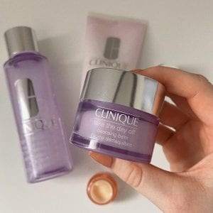 Clinique Purple