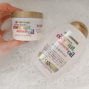 Coconut Oil Suds